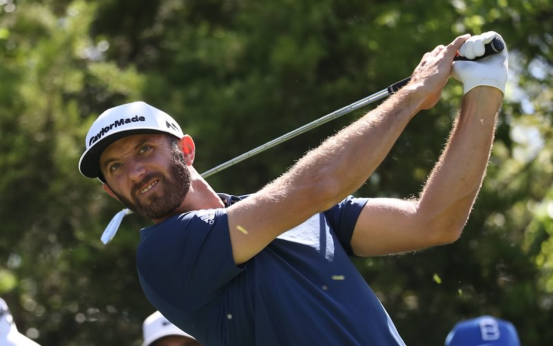 Dustin Johnson is « back » et en bonne forme avant le Player's