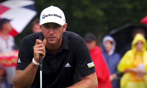 Dustin Johnson est l'un des meilleurs golfeurs du tour mais pas nécessairement le meilleur au putting
