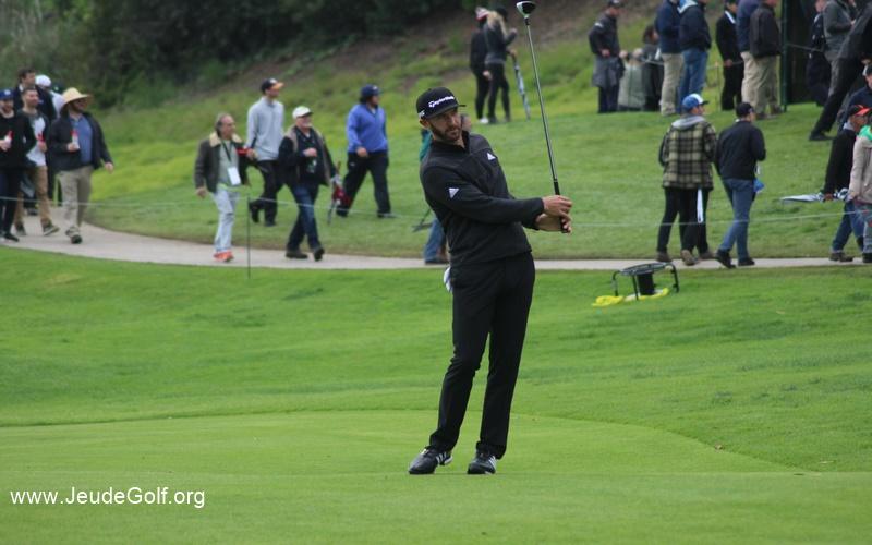 Dustin Johnson: « Il a tout du numéro un mondial de golf en puissance ! »