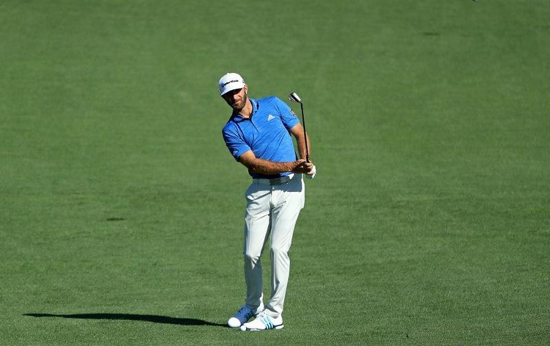 Masters Augusta 2018 : Dustin Johnson, toujours dans la peau du numéro un mondial ! - Crédit photo : Getty Images fourni à Jeudegolf par TaylorMade