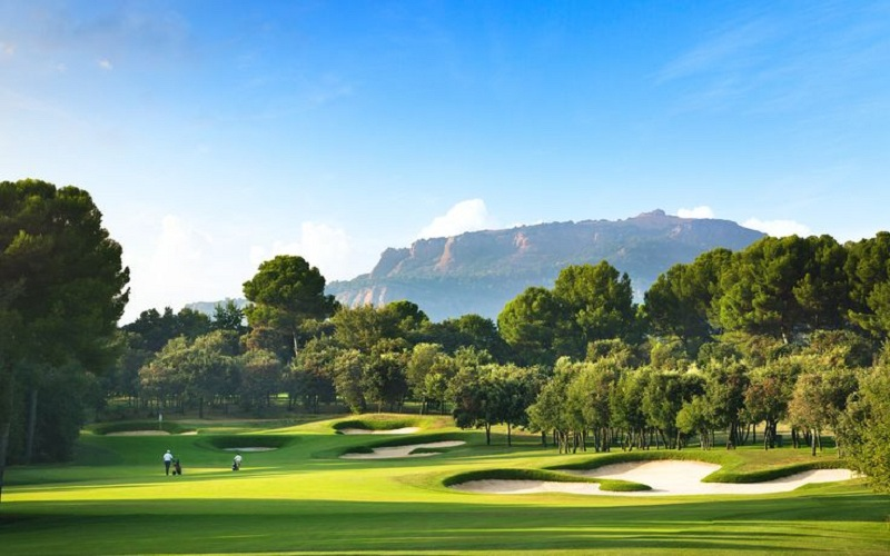 Le golf d'El Prat