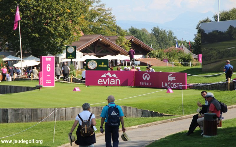 L'Evian Resort Golf Club va accueillir l'Arnold Palmer Cup 2018