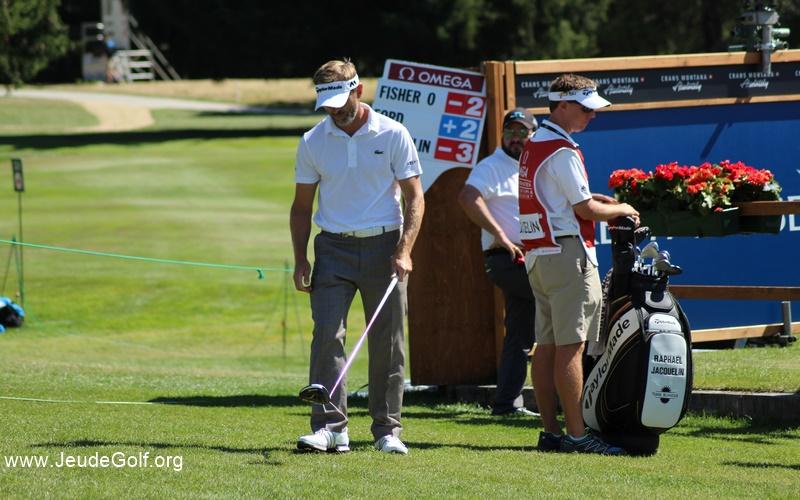 Exercices d'un pro de golf pour travailler sa rotation et son swing