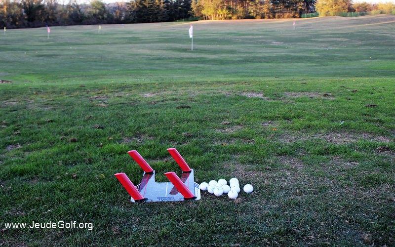 Essai de l'Eyeline Golf Speed Trap pour des coups plus longs et plus droits ?
