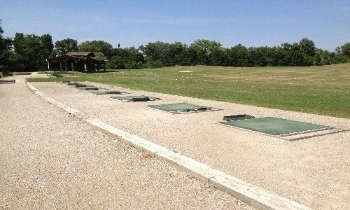 Un practice de golf désert : juste une question de fatalité ?