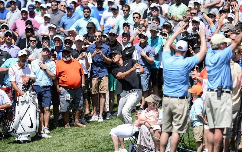 Prendre les fairways n'est plus l'objectif numéro 1 pour les meilleurs golfeurs du tour