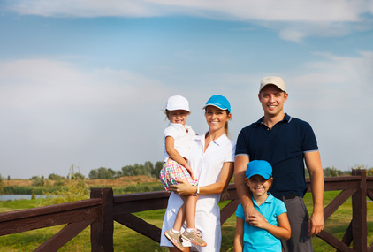 La difficile équation entre vie de famille et golf