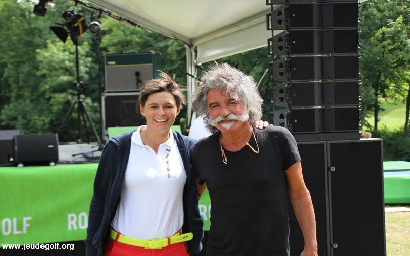 Fanny Pontabry et Maurice Suissa