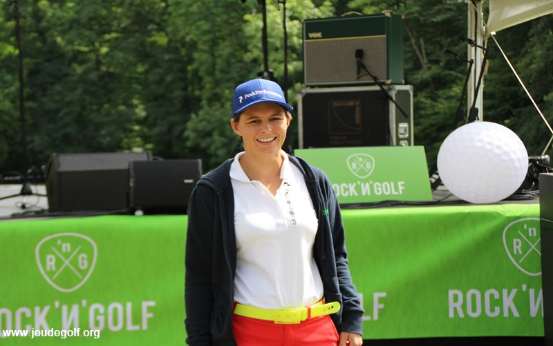 Entretien exclusif avec Fanny Pontabry, co-organisatrice de Rock N  Golf
