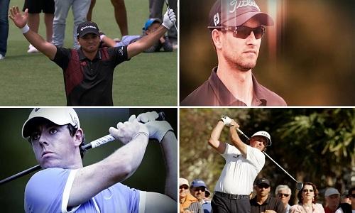 Nos 4 favoris pour la victoire au Masters d'Augusta en 2014