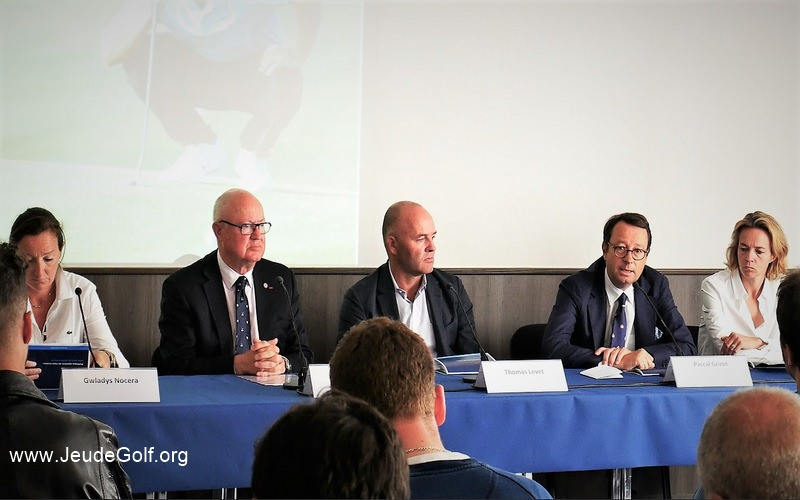 La FFgolf adapte sa stratégie sportive pour viser le top-20 mondial