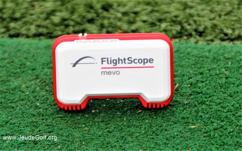 Test du radar d'entraînement FlightScope MEVO