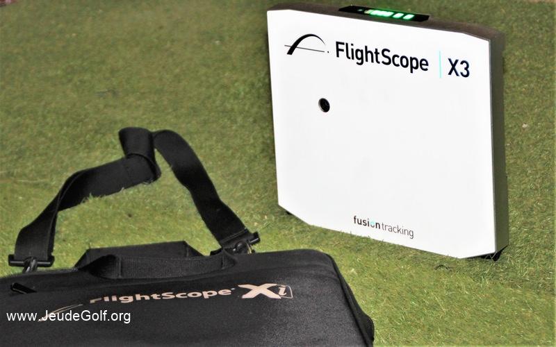 Flightscope X3: Le challenger du Trackman 4
