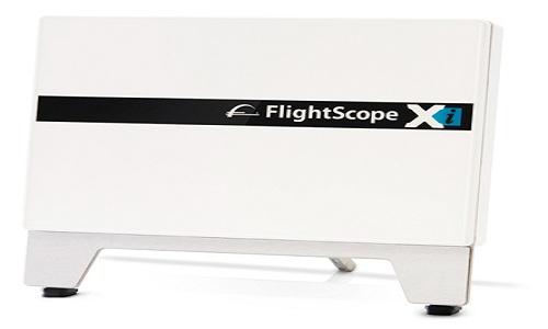 Nouveau radar Flightscope xi