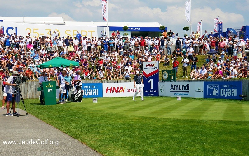 L'Open de France de golf recalé en octobre à partir de 2019