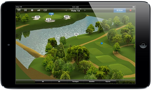 FUNGOLF/MOBITEE: L'avantage des applications Smartphones