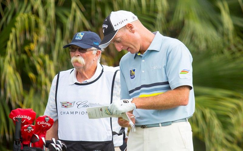 Comment scorer moins de 60 au golf par Jim Furyk ?