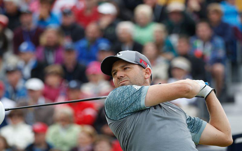 Sergio Garcia : le golfeur rebelle du tour européen ?