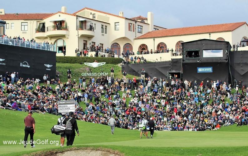Le Genesis Open à Pacific Palissades: Un tournoi du PGA Tour ou s'écrit souvent la légende du golf
