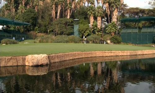Golf en Afrique du Sud : 8 tournois sur 52 !