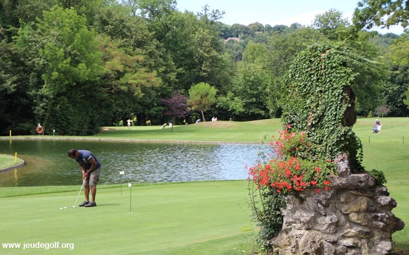 Le golf d'Aix-Les-Bains