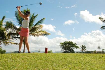 Les meilleures destinations pour le tourisme golfique en 2015