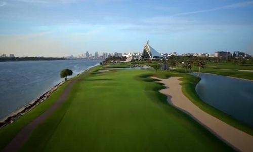 Projet immobilier et golf à Dubai : le rêve fou de Donald Trump
