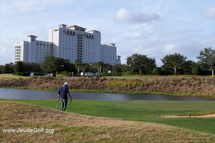 Golf en Floride: 3 parcours autour d'Orlando à moins de 50 dollars