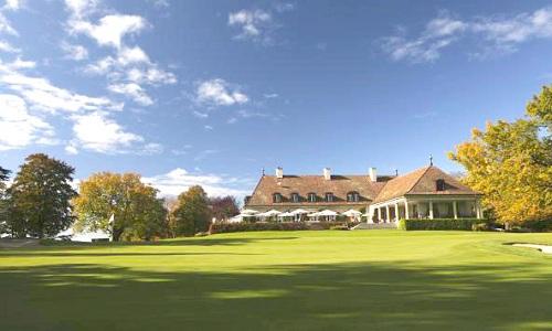 Le golf de Genève