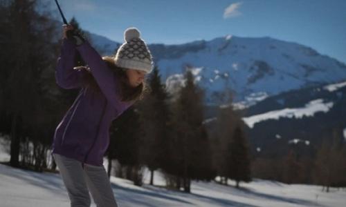 Sans pour autant jouer sur la neige, il existe des solutions pour progresser l'hiver !
