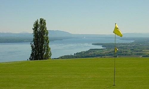 Le golf de Lausanne