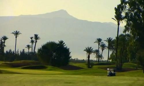 Jouer au golf au Maroc