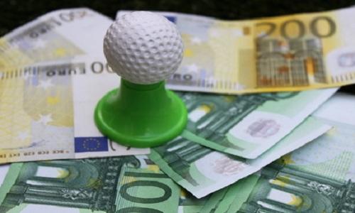 Golf, Masters, paris et jeux d'argents!