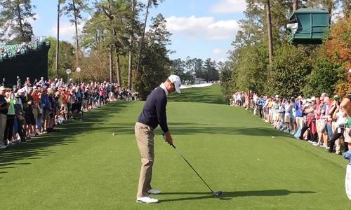 Adam Scott réalise le départ idéal au Masters d'Augusta 2014