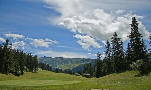 Golf Club de Méribel