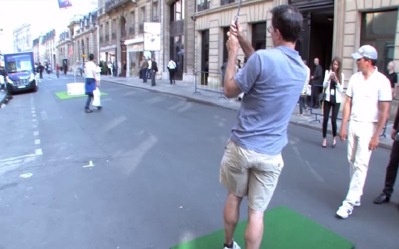 NGF mise sur la Summertime au cœur de Paris