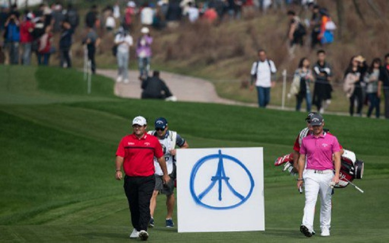 BMW Masters : play-off entre Reed et Broberg