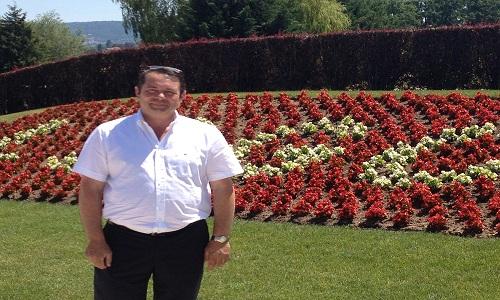Golf de la Tour de Salvagny : A la rencontre du directeur François Tirard
