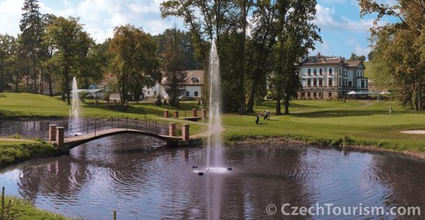 Découvrir les golfs de la République Tchèque