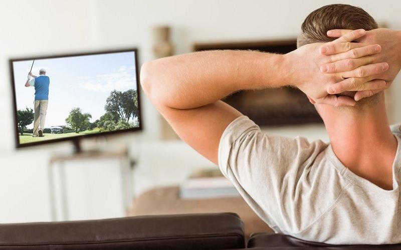 Comment regardez vous les tournois de golf à la télévision ?