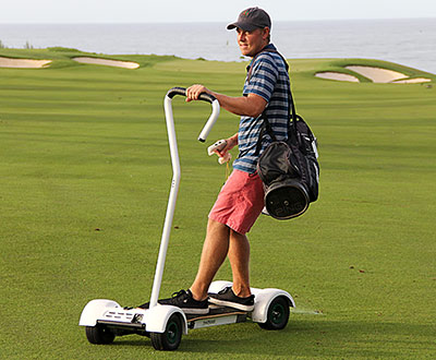 Innovation 2014 : le golfboard