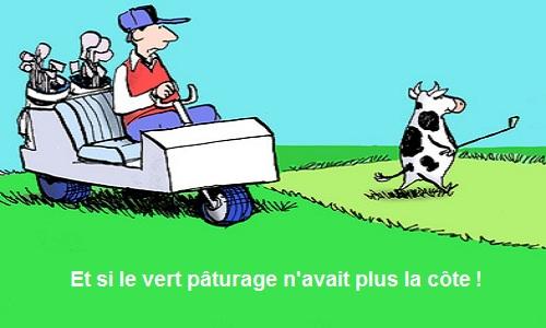 Les greens attirent beaucoup moins les golfeurs français
