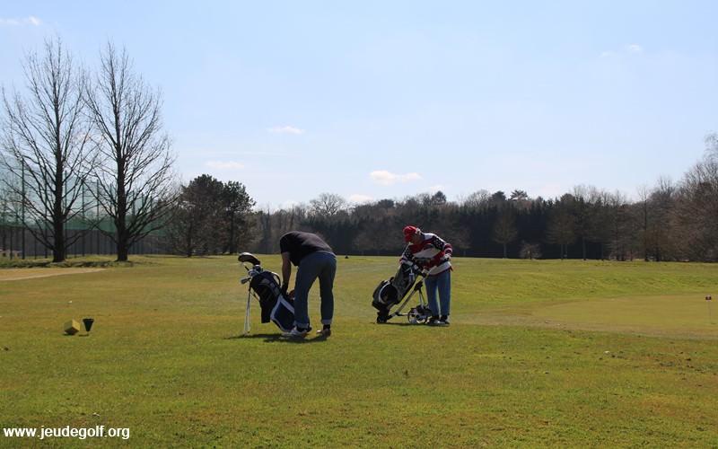 Le golf de Bourg-En-Bresse : La prime à l'accessibilité !