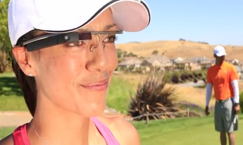 Google Glass et golf : l'application Icaddy s'apprête à révolutionner le jeu de golf
