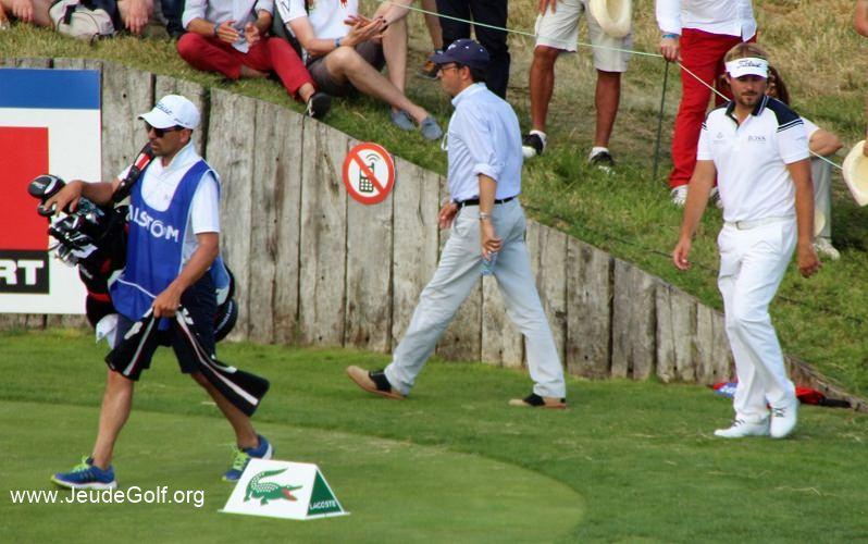 Sans doute considère-t-il toujours, et comme Pascal Grizot, que le golf français a besoin d'un champion, d'un vainqueur en majeur pour tirer tous les wagons.