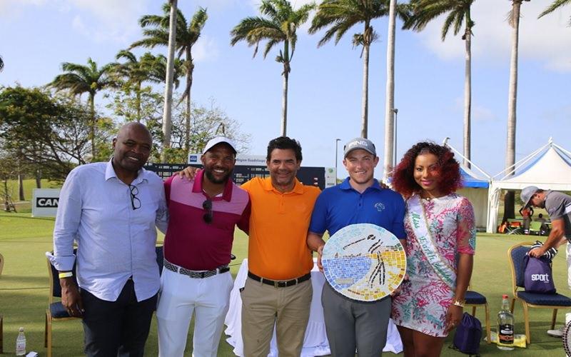 Marcus Mohr remporte la 8eme édition de l'Open de Saint-François en Guadeloupe