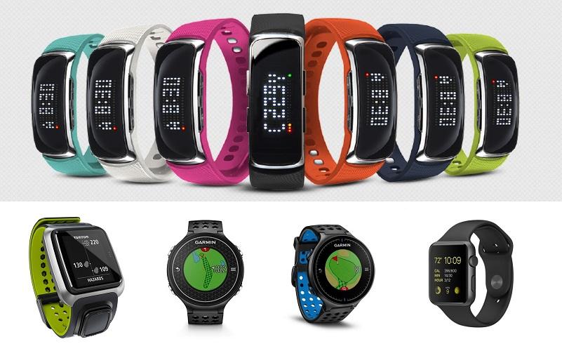 Guide comparatif des montres de golf GPS 2015