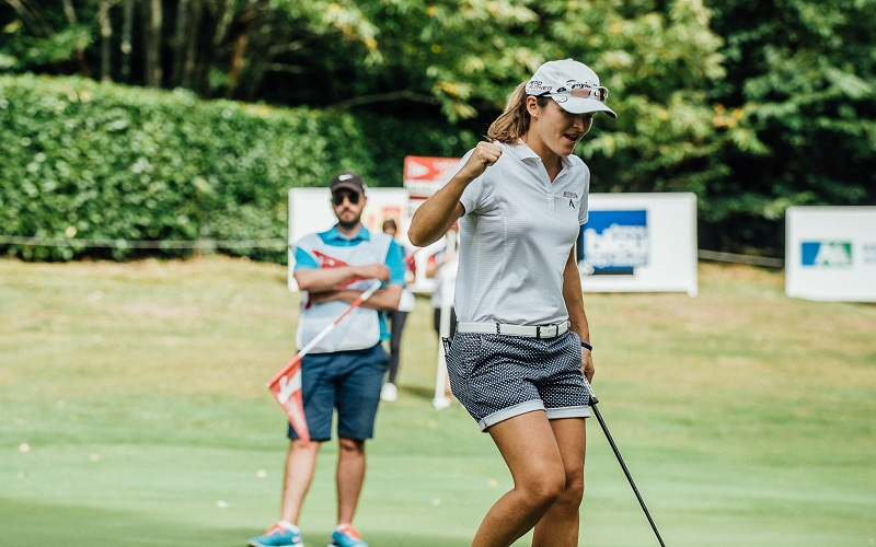 Lacoste Ladies Open de France 2015 : Céline Herbin en pole-position