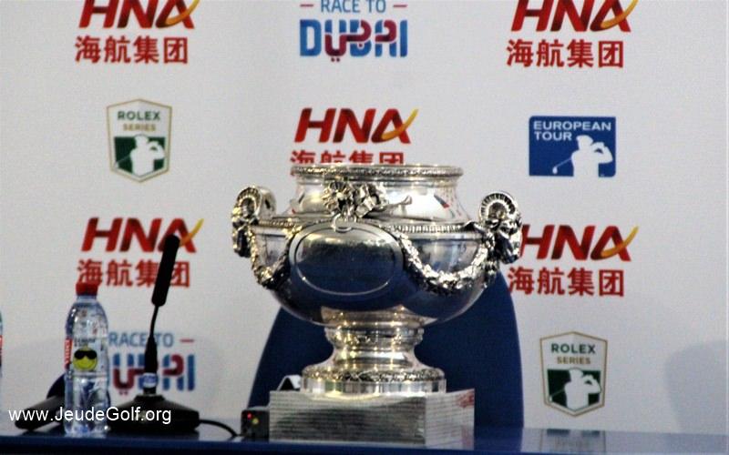 Open de France 2018 : La dernière d'HNA