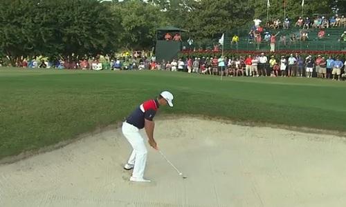 Billy Horschel sur le PGA Tour